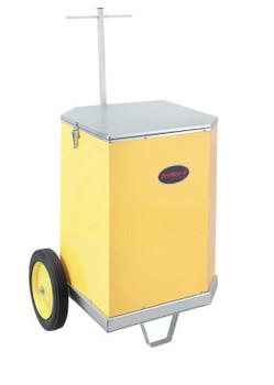 Phoenix DryRod Portable Electrode Ovens, 150 lb, 0.50 VAC, Type 15 w/ Wheels (1 EA/EA)