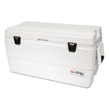 Igloo Marine Ultra Series Ice Chests, 94 qt, White (1 EA/EA)