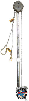 Capital Safety SSB Climb Assist Safety Block Assemblies with Counterweight (1 EA/EA)