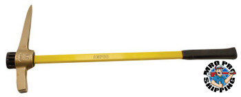 """Ampco Safety Tools 16"""" MINERS PICK W/OUT HANDLE (1 EA/EA)"""