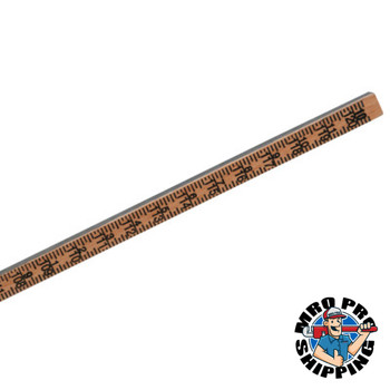 Bagby Gage Stick Gage Poles, 12 ft, 2-Piece (1 EA/SET)