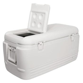 Igloo Quick and Cool 100 Coolers, 100 qt, White (1 EA/EA)