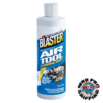 Blaster Air Tool Lubricants, 16 oz Aerosol Can (12 CN/EA)