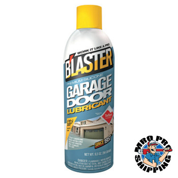 Blaster Garage Door Lubricants, 11 oz Can (12 CN/EA)
