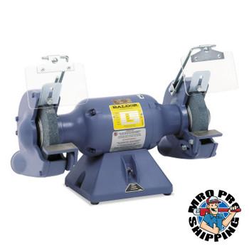Baldor Electric Industrial Grinders, 7 in, 1/2 hp, Single Phase, 3,600 rpm (1 EA/EA)