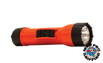 Bright Star Worksafe Flashlights, 2 D, Strap, Li-Ion Battery, Charger (1 EA)