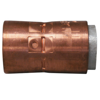 Bernard HD Centerfire Nozzle Body, Copper (1 EA/EA)