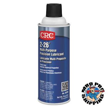 CRC 2-26 Multi-Purpose Precision Lubricants, 16 oz, Aerosol Can (12 CAN)