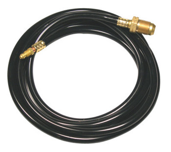 WeldCraft Tig Power Cables, For 18; 18V; 18SC Torches, 25 ft, Rubber (1 EA/EA)