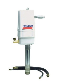 Lincoln Industrial Series 25 Medium Pressure Stationary Oil Stub Pumps, Stub/Universal, 3:1 (1 EA/KT)