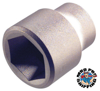 Ampco Safety Tools Sockets, 3/4 in Drive, 1 13/16 in, 6 Points (1 EA/EA)