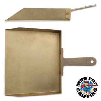 Ampco Safety Tools Ampco Dust Pans, 4 in x 8 in (1 EA/EA)