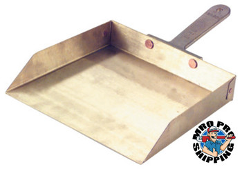 Ampco Safety Tools Ampco Dust Pans, 9 in x 7 1/2 in (1 EA/SET)