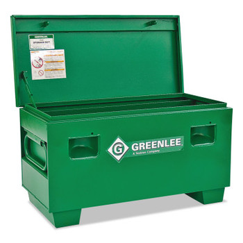 Greenlee Storage Boxes, 42 in X 20 in X 20 in (1 EA/EA)