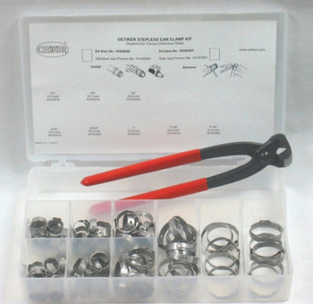 Oetiker STEPLESS EAR CLAMP KIT (1 EA/EA)
