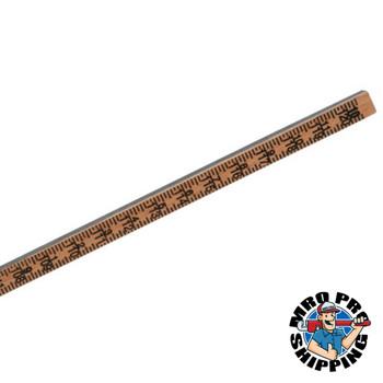 Bagby Gage Stick Gage Poles, 15 ft, 1-Piece (1 EA/EA)