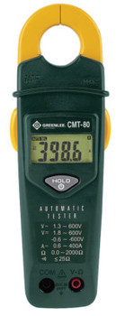 Greenlee Automatic Electrical Testers, 4 Function,  400 AAC (1 EA/EA)