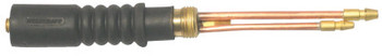WeldCraft WP-225 Water Cooled Flexible Tig Torch Body, Flexible Head (1 EA/EA)