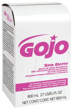 Gojo Spa Bath Body & Hair Shampoo (12 EA/EA)