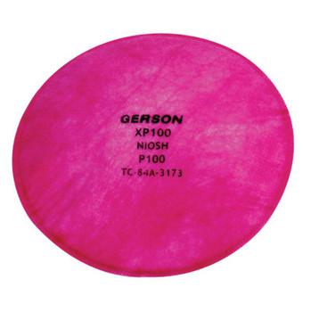 Gerson XP100 P100 Pancake Discs (100 CS/EA)