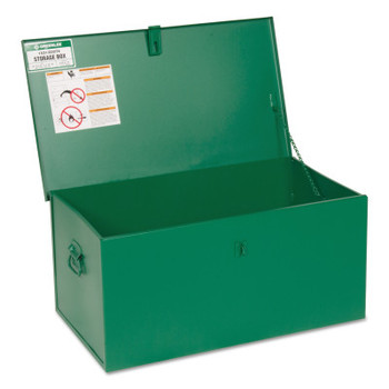 Greenlee Small Storage Boxes, 31 in X 18 in X 15 in (1 EA/EA)