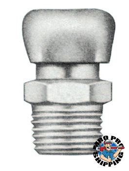 Alemite Air Vent Fittings, 1 in, 1/8 in (PTF) (1 EA/EA)