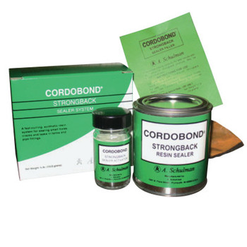 A. Schulman CORDOBOND Strong Back Sealers, 1/4 lb (1 SET/EA)