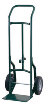 Harper Trucks Specialty Hand Trucks, 600 lb Cap., 8 in x 14 in Base Plate, Continuous Handle (1 EA/EA)