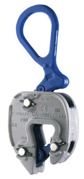 Apex Tool Group GX Clamps, 1 ton WWL, 3/4 in-1 3/8 in Grip (1 EA/KT)