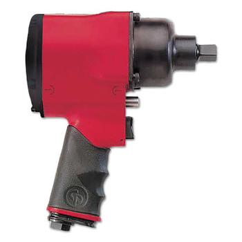 Chicago Pneumatic 1/2 in Drive Impact Wrenches, 3600 ft lb - 525 ft lb, Friction Ring Retainer (1 EA/EA)