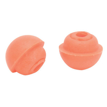 Honeywell Percap Replacement Pods, For Howard Leight PerCap Banded Earplugs, Orange (50 PR/EA)