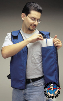 Allegro STD. COOLING VEST FOR INSERTS - LARGE (1 EA/EA)