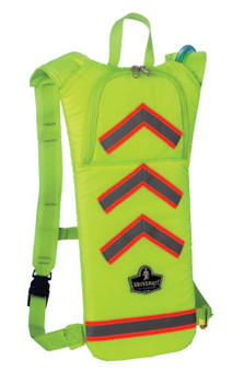 Ergodyne GB5155 LOW PROFILE HYDRATION PACK (LIME) 2 LTR (1 EA/EA)