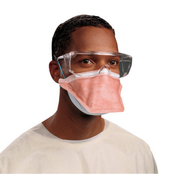 Kimberly-Clark Professional N95 Particulate Filter Respirators & Surgical Masks, Small (6 CA/EA)