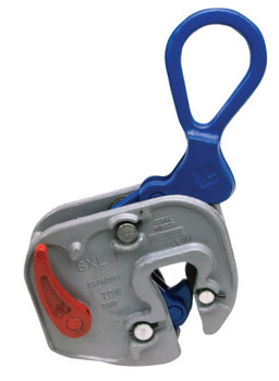 Apex Tool Group GXL Clamps, 1/2 ton WWL, 1/16 in-5/8 in Grip (1 EA/EA)