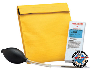 Allegro Standard Smoke Test Kit for Air Purifying Respirators (1 EA/EA)
