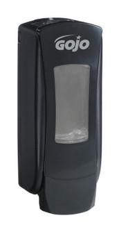 Gojo ADX12 Dispensers, Black, 1,250 mL (6 EA/EA)