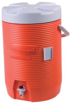 Newell Rubbermaid Water Coolers, 3 gal, Orange (1 EA/EA)