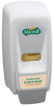 Gojo Dispensers, MICRELL 800 Series Bag-in-Box, White, 800 mL (1 EA/EA)