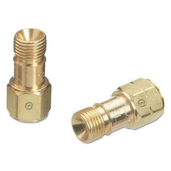Western Enterprises Check Valves, CV-7R & 8L Set, 9/16 in - 18, Oxygen; Fuel Gas (1 EA/EA)