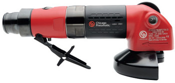 "Chicago Pneumatic ANGLE GRINDER 4.5"" 1.1 HP 3/8""-24 SPINDLE   1.1 (1 EA/EA)"