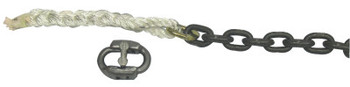"ACCO Chain 1/4""X22' SPINNING CHAIN (1 EA/EA)"