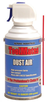 Aervoe Industries DUSTAIR, 10 oz Aerosol Can (6 CA/EA)