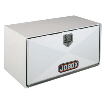 "Apex Tool Group Long Underbed Truck Boxes, 24"" x 18"" x 18"", White (1 EA/EA)"