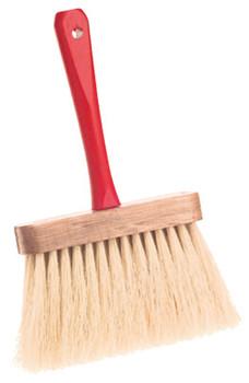 Goldblatt Utility Brushes, 6 1/2 in Wood Block, 4 in Trim L, Tampico Fill (1 EA/EA)