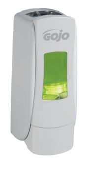 Gojo ADX7 Dispensers, White, 700 mL (6 EA/EA)