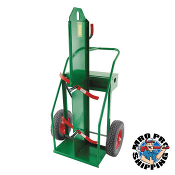 "Anthony Cylinder Trucks, 34"" w x 66"" h, 16"" x 4"" Pneumatic Wheel (1 EA/EA)"
