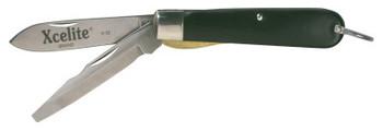 Apex Tool Group Electrician's Knives, Knife & Screwdriver Tip, Steel Blade (1 EA/EA)