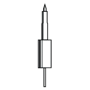 Apex Tool Group Replacement Soldering Tip - MT302, Conical Tip (1 EA/CA)