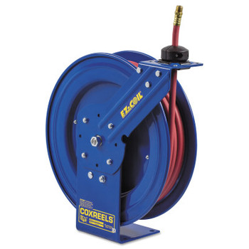 Coxreels EZ-Coil Performance Safety Reels, 1/2 in x 50 ft (1 EA/EA)
